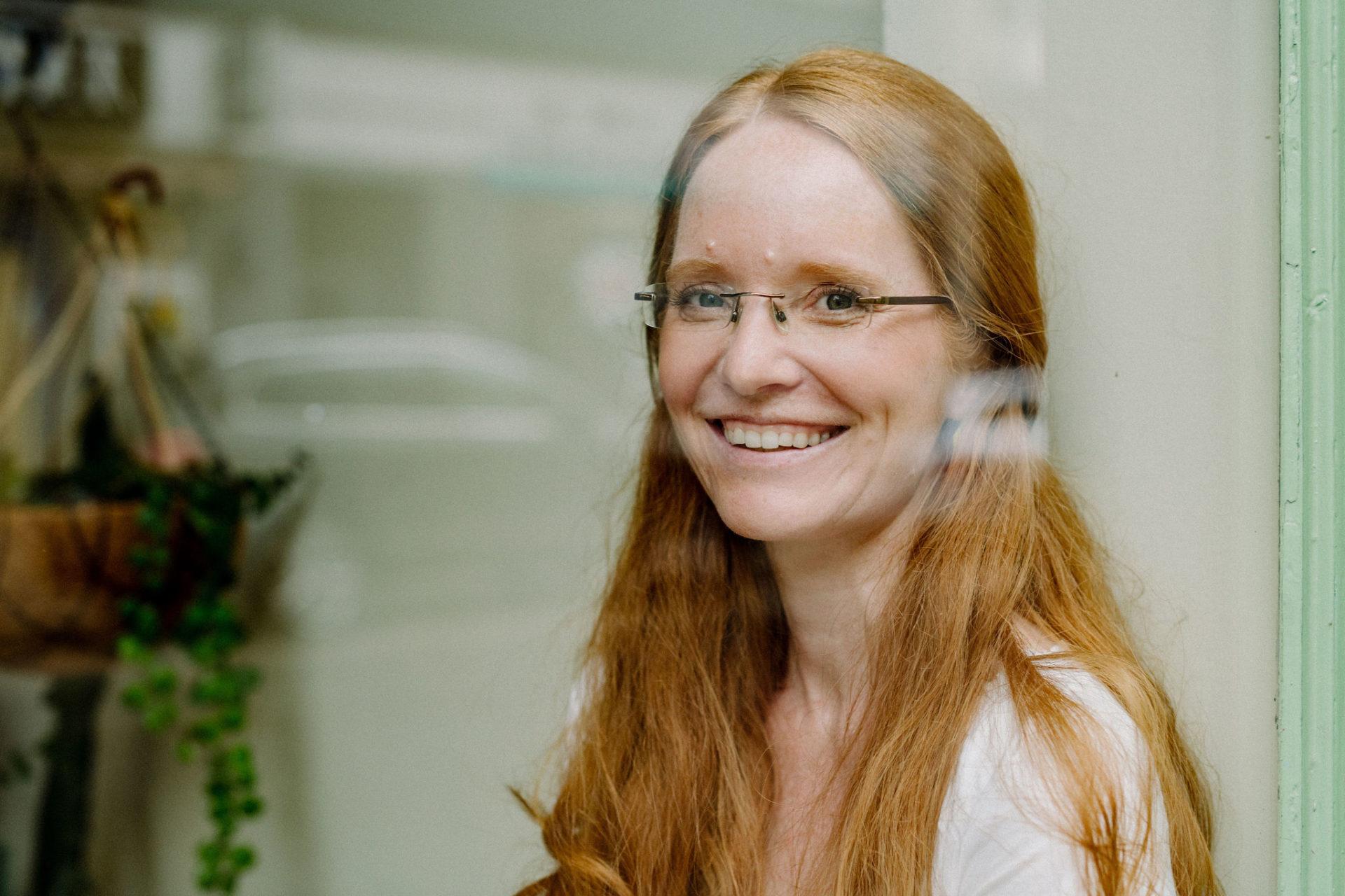 Melanie Knapp Portrait